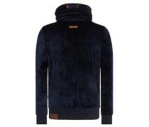Zipped Jacket 'Ivic Mack Iii' nachtblau