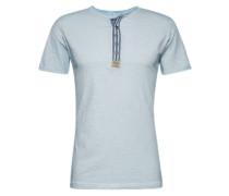 T-Shirt 'MT Arena button' hellblau