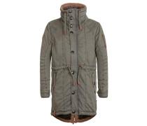 Male Jacket 'Op De Scooter Iii' oliv