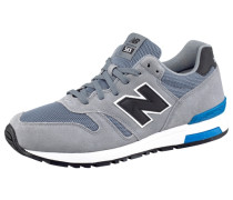 Sneaker 'ml565' grau