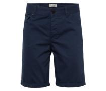 Shorts 'Loom Twill shorts' dunkelblau