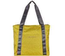 Adays Adisa M Shopper Tasche 33 cm Laptopfach gelb