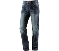 "Jeans »GerritTZ ""3764 dark tint wash""« blau"