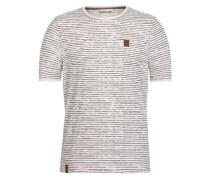 T-Shirt 'Hosenpuper Vii' weiß