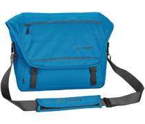 Recycled Bunya M Messenger 38 cm Laptopfach blau