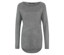 Pullover 'ONLMila' graumeliert