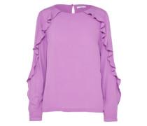 Blusenshirt lila