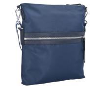 Olivia Shopper Tasche 38 cm blau