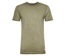 T-Shirt 'Hackett' dunkelgrün