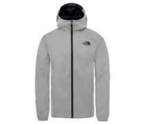 Shelljacke 'Quest' grau