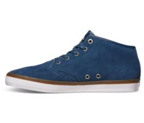 Mid-Top-Schuhe aus Wildleder »Shorebreak« blau