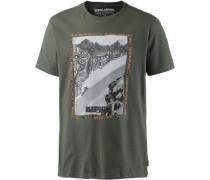 Endless T-Shirt Herren grün