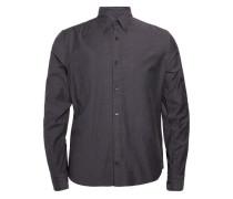 Button-Down-Stretch-Oxford Freizeithemd 'Daniel' tanne