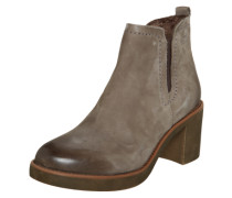 Ankle Boot im Chelsea-Style grau