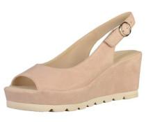 Sandalen puder