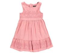 Junior Kleid ohne Arm Mädchen Kinder rosa