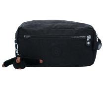 'Basic Agot 17' Kulturtasche 26 cm schwarz