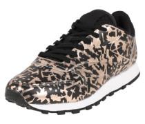 Sneaker low 'Hijacked' gold / schwarz