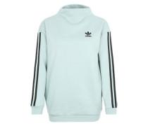 Sweatshirt mit Stehkragen aqua / mint