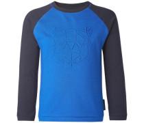 Langarmshirt Harahan blau / kobaltblau