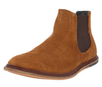 Chelsea Boot 'Vogts' camel / braun