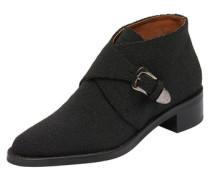 Leder-Schuhe schwarz