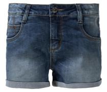 Jeansshorts für Mädchen blue denim