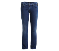 Bootcut-Jeans 'Luz' dunkelblau
