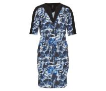 Shirt-Kleid 'yasopal' blau
