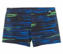 Boxer-Badehose blau / navy / grün