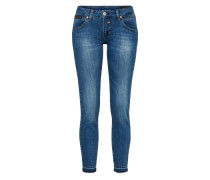 Slim Fit Jeans 'Touch Cropped Denim Powerstretch'