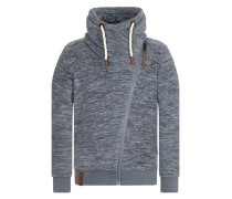 Zipped Jacket 'Gnadenlos durchgerattert II'