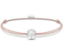 Armband 'Little Secret Tree of Love LS031-401-19-L20v' beige / silber