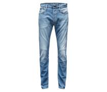 Jeans 'Razor' blau