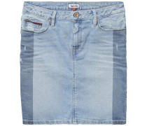 Rock ´thdw Denim Skirt Elbde 12´ hellblau