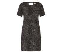 Kleid 'Jenetta' schwarz / weiß