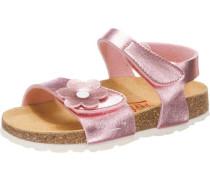 Kinder Hausschuhe WMS-Weite M4 rosa