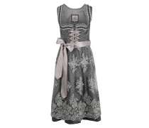 Kleid '013 Melida' anthrazit / rosa