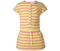 Kleid Fridley gelb / pink