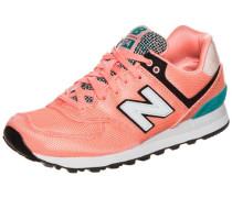 'wl574-Asa-B' Sneaker lachs