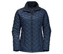 Outdoorjacke 'icy Creek Women' dunkelblau