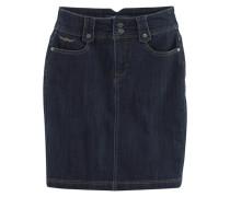 Jeansrock Pencil-Skirt navy