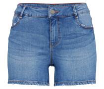 Shorts 'five' blue denim