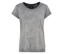 Oversize-Printshirt 'Noiti' grau