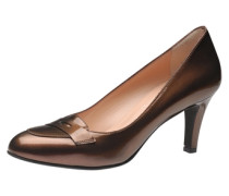 Damen Pumps bronze