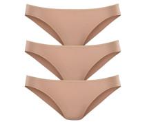 Bikinislip (3 Stck.) beige