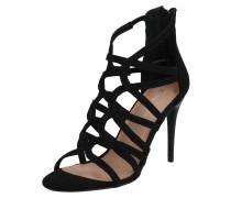 Sandalen 'smooth' schwarz