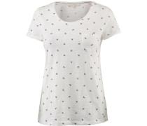 T-Shirt Damen beige