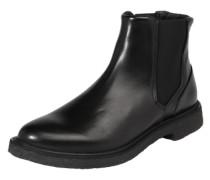 Chelsea-Boot schwarz
