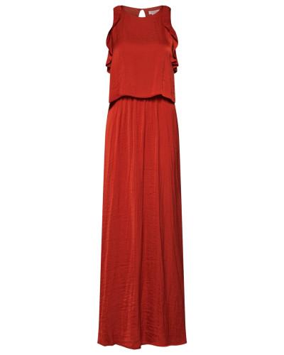 Kleid 'Sage' merlot